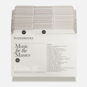 WanderWonder – Music For The Masses Vol.02