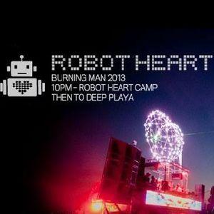 2013-08-31 - Bob Moses @ Robot Heart, Burning Man