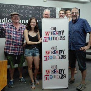 The Weekly Noticias - No.7 (5 July 2017)