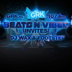 Beats n Vibes Invites Footstep @ Radio GRK