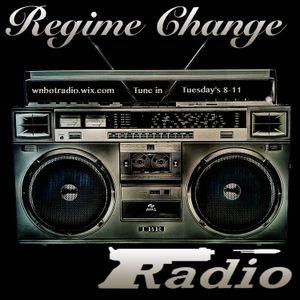 Regime Change Radio ep.39
