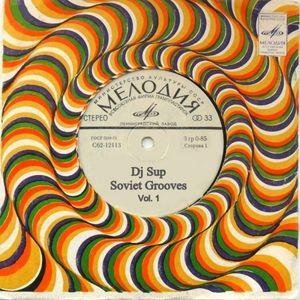 Dj Sup - Soviet Grooves Vol.1