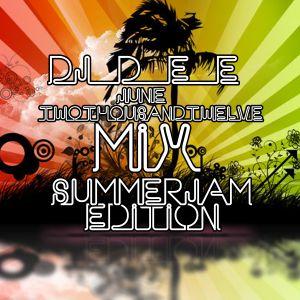 DJ D.E.E. - June 2012 Mix, Summerjam Edition