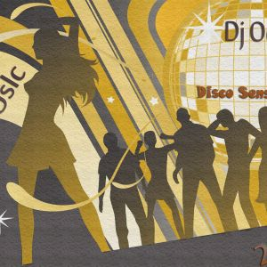 Dj Ocsi-Disco Sensation Mix 2012