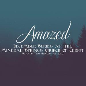 Amazed - Part 3