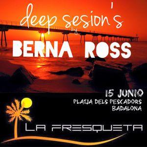 Deep Sesion's Berna Ross. La Fresqueta 2016