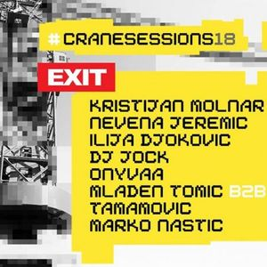 Marko Nastic - Live at EXIT Showcase (ADE 2018) - 19-10-2018