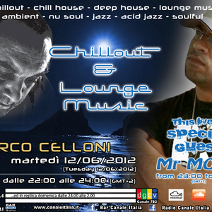 Bar Canale Italia - Chillout & Lounge Music - 12/06/2012.3 - Special Guest Mr Mora