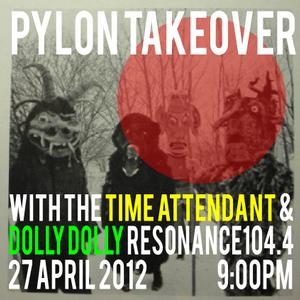 Exotic Pylon Radio Show - 27/04/12