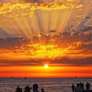 Ibiza 2014 (Through The Sunset) mixed by Workshy Rene