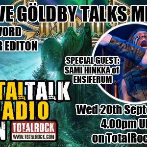 Steve Göldby Talks Metal Volume 37a: The Sword Bearer Edition Part One