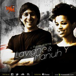 We Must Radio Show #27 - Dj Guest - Lavigne & Manuh - DJset