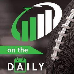 Be on Dion in Week 16 GPPs: On The Daily, 22 Dec 2016