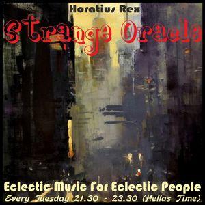 Horatius Rex - Strange Oracle 24 October 2019