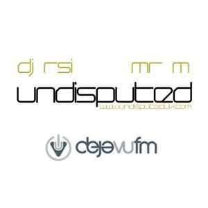 DJ RSI LIVE ON DEJA VU FM 26.05.10