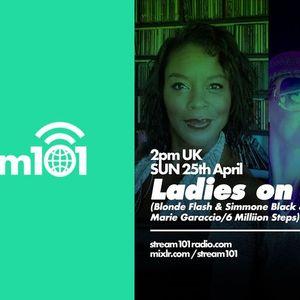 Ladies On Rotation - Marie Garaccio 6MS April 2021 Mix