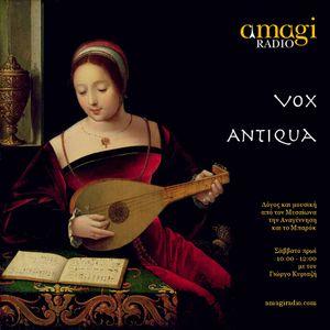 Vox Antiqua 39 - Voltaire & 18th c. French Baroque