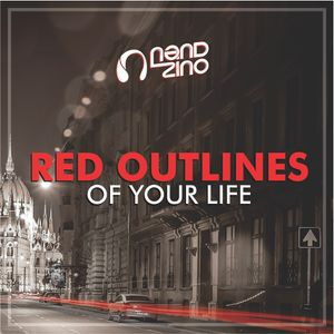 Red Outlines Of Your Life