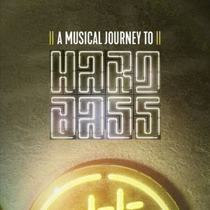 Team Yellow @ A Musical Journey to Hard Bass 2018