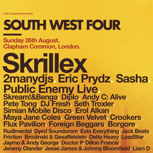 Lola ED pres.   Dyed Soundorom Recorded Live @ South West Four Weekender 26-08-2012