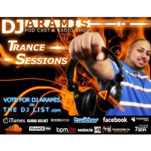 DJ Aramis - Trance Session radio show