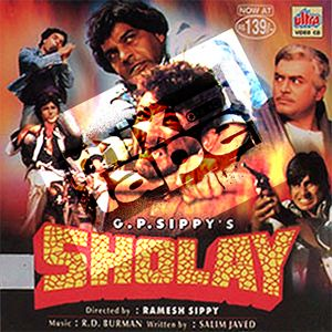 Sholay (The Mixtape) - Mixcloud exclusive
