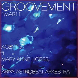 ft MARY ANNE HOBBS & ARIYA ASTROBEAT ARKESTRA // 1MAR11