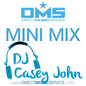 DMS MINI MIX WEEK #176 DJ CASEY JOHN