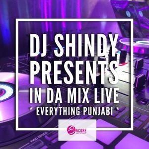 DJ Shindy presents IN DA MIX LIVE *Everything Punjabi*