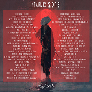 Hardstyle Top 50#2018 [John Cove]