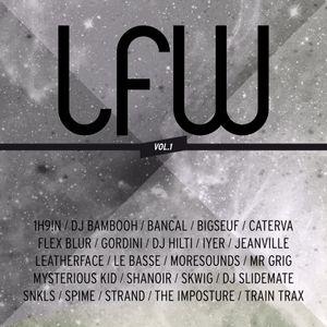 Le French Work Vol.1 : Release Party à Bruxelles le 14 juillet 16 (Mix by Bigseuf)