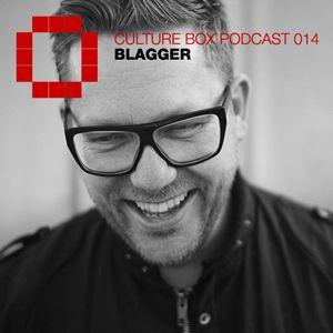 Culture Box Podcast 014 - Blagger