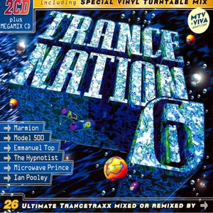 Trance Nation '95 (Vol 6) Mixed by Christian Lindner