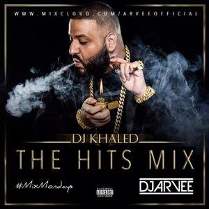 #MixMondays DJ KHALED MIX @DJARVEE