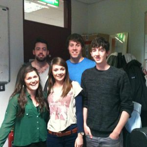 The Reverse on UCC98.3FM 17-10-12