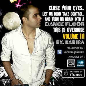 OVERDOSE VOL 3 BY KABIRA