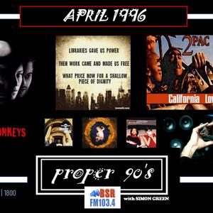 Proper 90's : April 1996