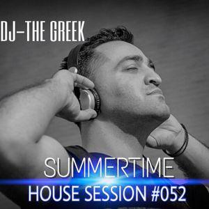 DJ-THE GREEK @ HOUSE SESSION #052
