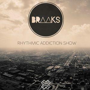 Braaks - Rhythmic Addiction Show #77 (D3ep Radio) 18/03/16