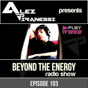 ALEZ Piranessi - Beyond the energy 103