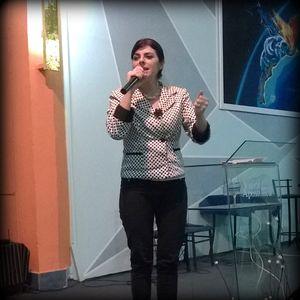 21/06/15 - El evangelio es poder Transformador - Pr. Ana Valoy