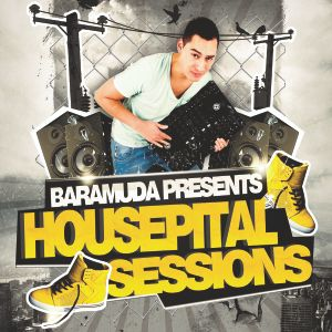 Housepital's Takeover Sessions Radio Show Mixed By Baramuda #001
