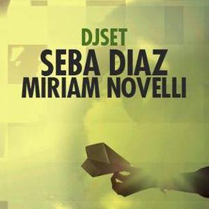 2012-01-15 B2B Seba Diaz & Miriam Novelli live at Sushi Fusion Club & Conga (Tandil)