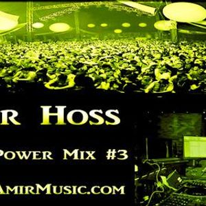 Amir Hoss Power Mix 2010 #3 - House Music (Italian, Spanish & Portuguese)
