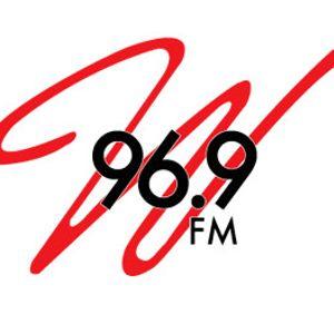 Club 96 con Martín Delgado | WFM 96.9 Magia Digital | George Michael intro (1987)