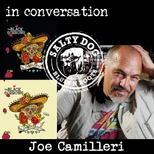 Joe Camilleri 'A Conversation about Endless Sleep and things Black Sorrows' - Salty Interview (July