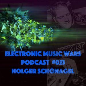 EMW Podcast #023 - Holger Schönagel
