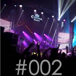 Audiojax Podcast #002 - Mixed By Sebastian K.