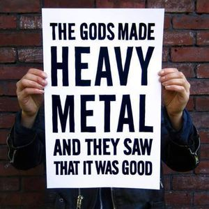 THIS IS HEAVY METAL 08/02/2019