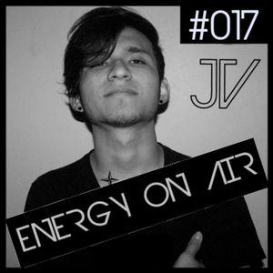 JasonVegas presents Energy On Air #017